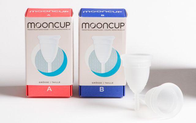 Menstruationstasse: Mooncup