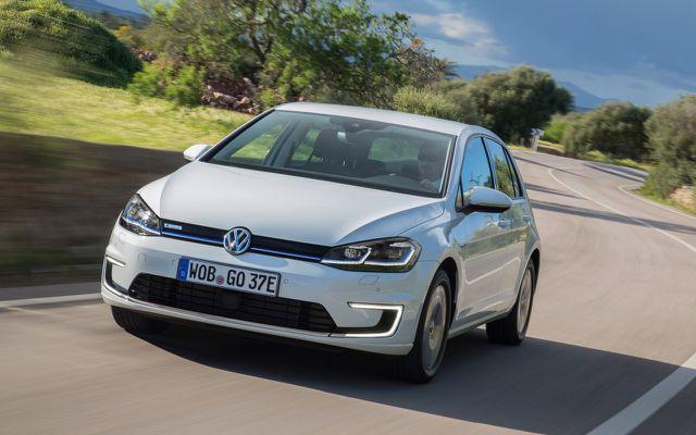 VW e-Golf: Reichweite in unserem Test bis zu 285 km