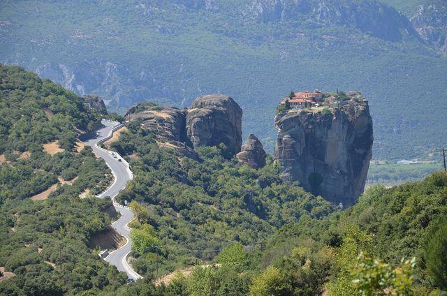 Der Tee stammt ursprünglich aus den Berglandschaften Griechenlands.