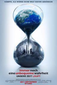 Al Gore Immer noch eine unbequeme Wahrheit Filmplakat