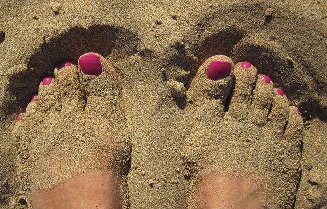 Was macht schöne füße aus
