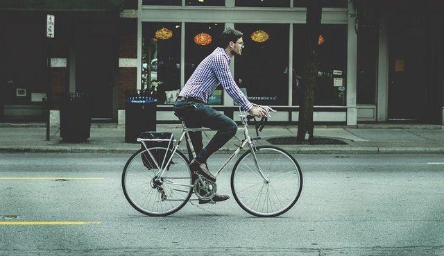 Corona Learning: Fahrrad fahren ist gesund und nachhaltig.