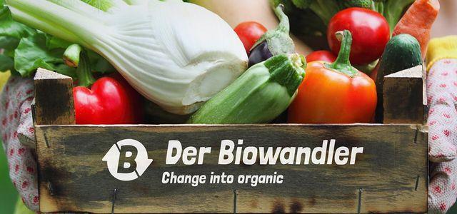 Der Biowandler verwandelt konventionelle in Bio-Waren