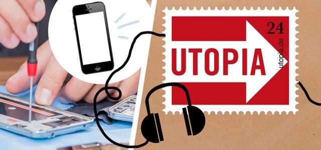 Der Utopia-Podcast über refurbished Smartphones