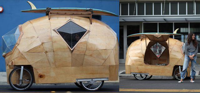 Fahrradwohnwagen Übersicht