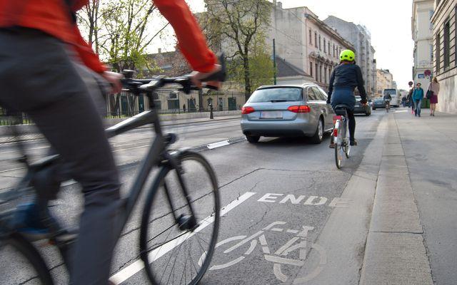 Bicicli Dienstrad Verkehrsteilnehmer Auto Fahrrad