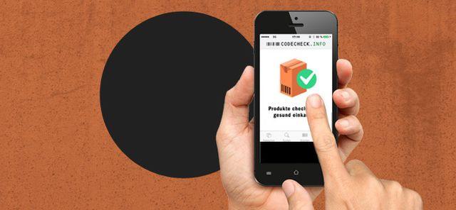 Produkte mit Codecheck auf allergene Inhaltsstoffe prüfen