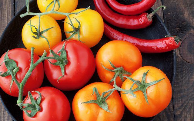 Lebensmittel richtig lagern: Tomaten nicht in den Kühlschrank