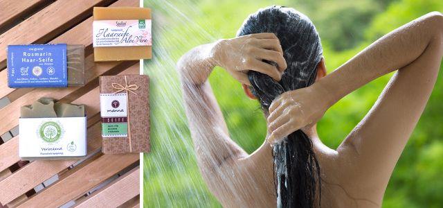 Haarseifen Im Test Unsere Erfahrung Zur Haarwäsche Ohne Shampoo