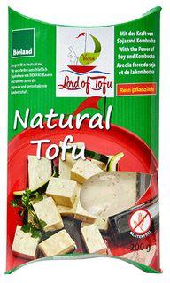 vegan regional: Tofu von Lord of Tofu