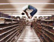 """Glückliche Verbraucher? (Foto: """"Shopping Ecstasy"""" von David Blackwell unter CC-BY-ND-2.0)"""