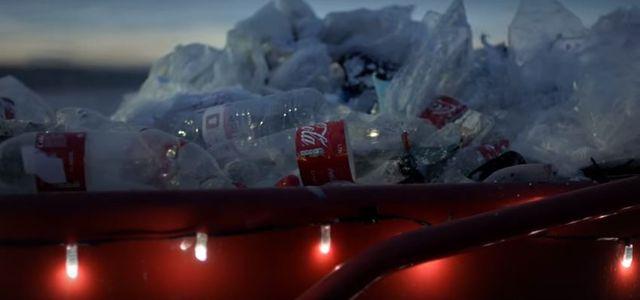 Coca Cola Werbung Greenpeace