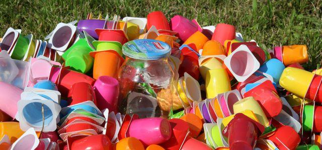 Plastik-Fastenplan: während der sechs Wochen der Fastenzeit mal nichts in Wegwerfpackungen kaufen