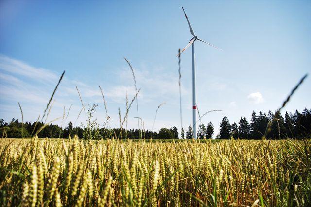 Förderung für die Energiewende