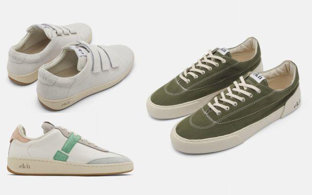 Faire Sneaker von ekn footwear