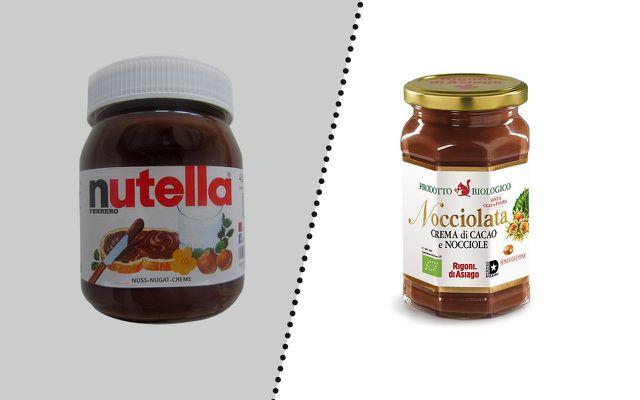 Nocciolata statt Nutella