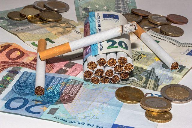 Als Nichtraucher hast du mehr Geld zur Verfügung