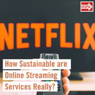 How Sustainable are Online Streaming Services Really?