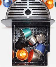 Reusable nespresso pods