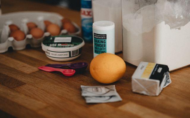 orange peel kitchen