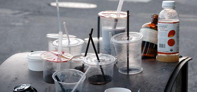 EU-Verbot für Plastik-Strohhalme?