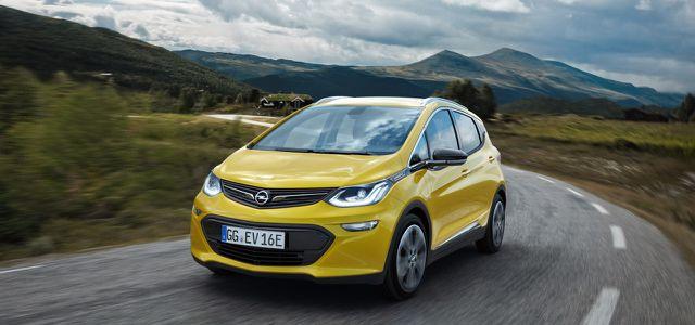 elektroauto opel ampera-e: tesla-reichweite für unter 35.000€