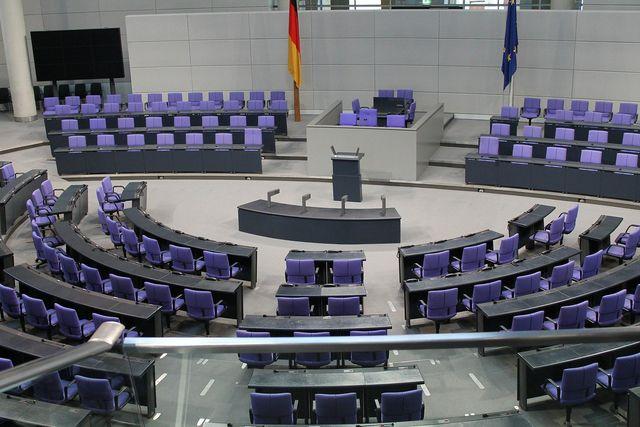 Klimaschutz-Maßnahmen im Bundestag umsetzen