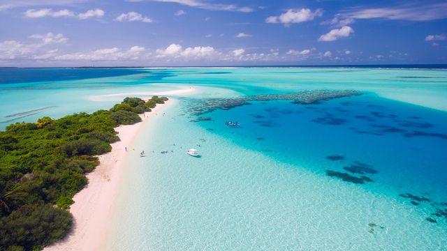 Ganze Inseln könnten im Meer versinken.