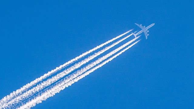 Fliegen, Lufthansa, Flugzeug, München, Nürnberg, bewusst leben