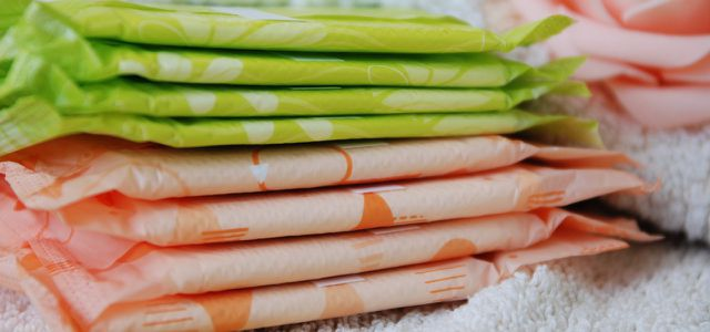 Monatshygiene: Binden und Tampons verursachen viel Müll