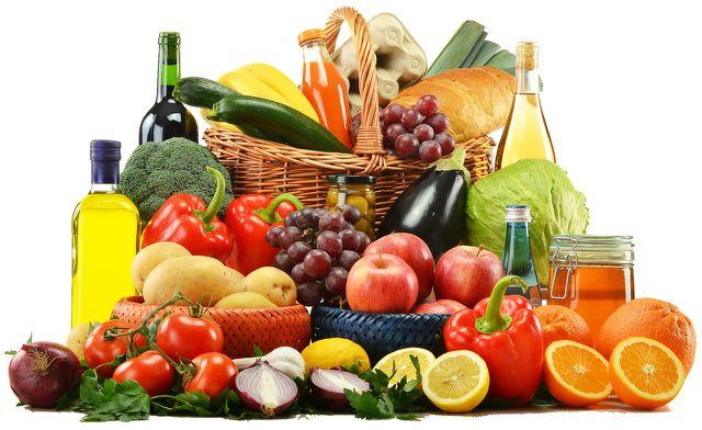 Eine ausgewogene Ernährung besteht aus vielen verschiedenen Lebensmitteln und variiert jeden Tag.