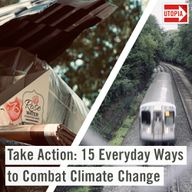 Take Action: 15 Everyday Ways to Combat Climate Change