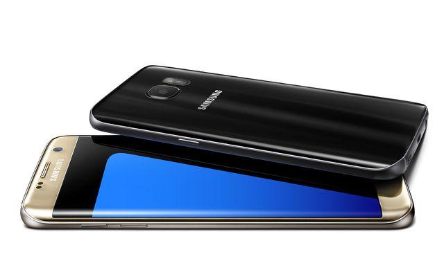 Samsung Galaxy S7 edge Handystrahlung Smartphone