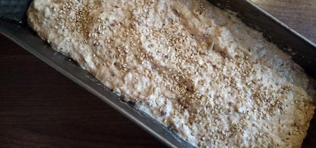 Brot backen kann jeder: mit unserem einfachen Brot Rezept gelingt es