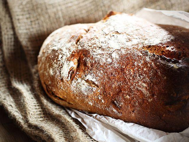 Fermentation: Sauerteig in Brot ist nichts Anderes als fermentiertes Mehl.