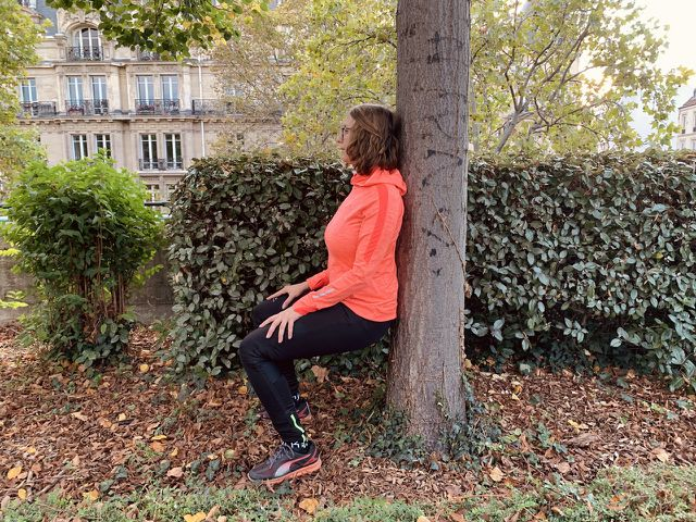This is how the tree seat works.