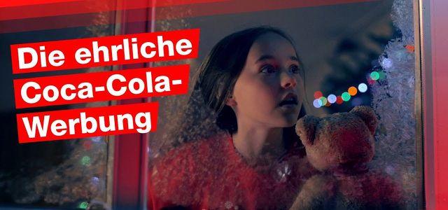 Coca Cola Werbung Weihnachten.Dank Greenpeace Ist Die Coca Cola Weihnachtswerbung Dieses