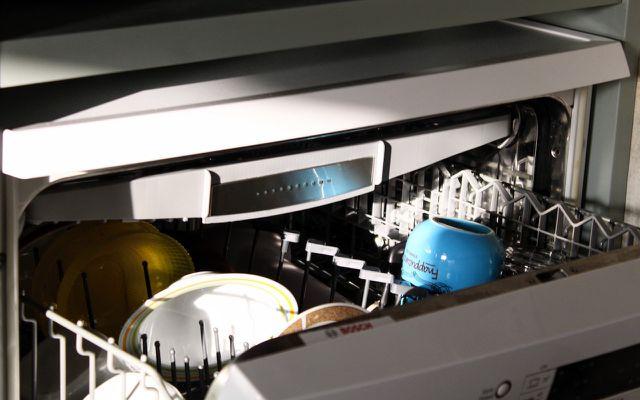 dishwasher clogged,