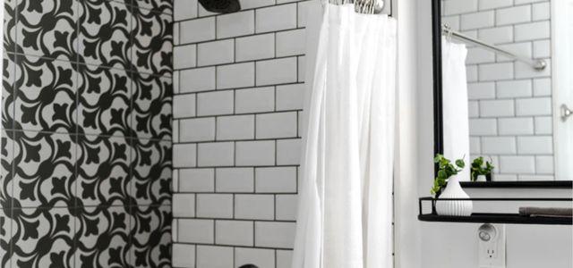 Duschvorhänge müssen nicht aus Plastik sein, es gibt ökologischere Alternativen.