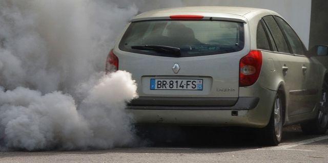 Luftverschmutzung durch Diesel
