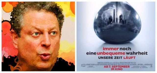 Al Gore Immer noch eine unbequeme Wahrheit Film