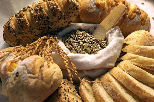 Kohlehydrate im Vollkorn gehören auch zur vollwertigen Ernährung dazu.