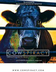 Filmplakat zu Cowspiracy