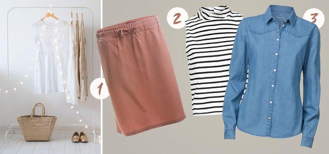 Der minimalistische kleiderschrank 2019 so gelingt er dir for Minimalistischer kleiderschrank