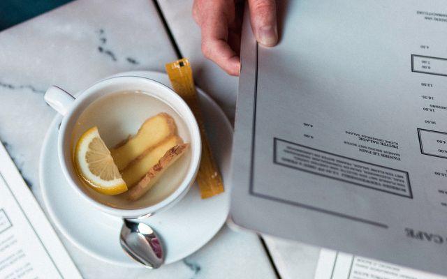 Ginger health benefits ginger tea lemon environment sustainability