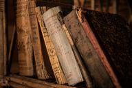 Buchbinden ist ein altes Handwerk