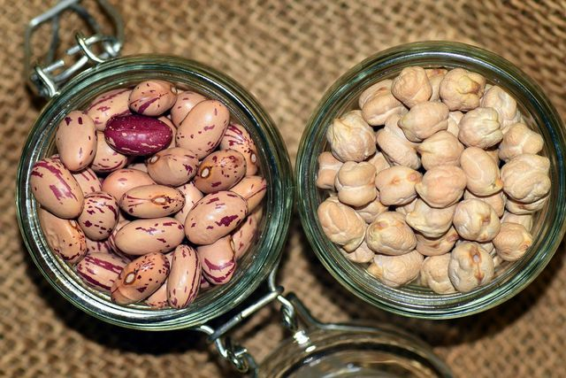 Beans and Chickpeas