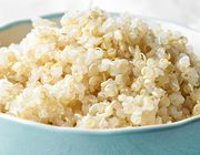Quinoa in a bowl