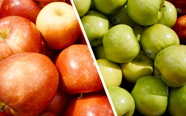 Improve your immune system: apples
