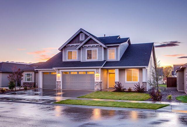 Ein Eigenheim ist eine Idee für private Altersvorsorge.